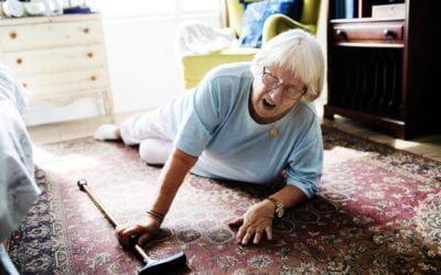 Why is Fall Prevention So Important for Seniors?