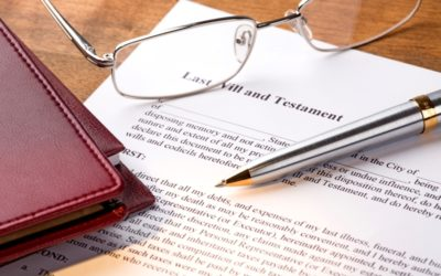 It's Never Too Early: How to Write a Will