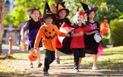Halloween is Unpredictable: Coverage that Follows You — and Your Loved Ones